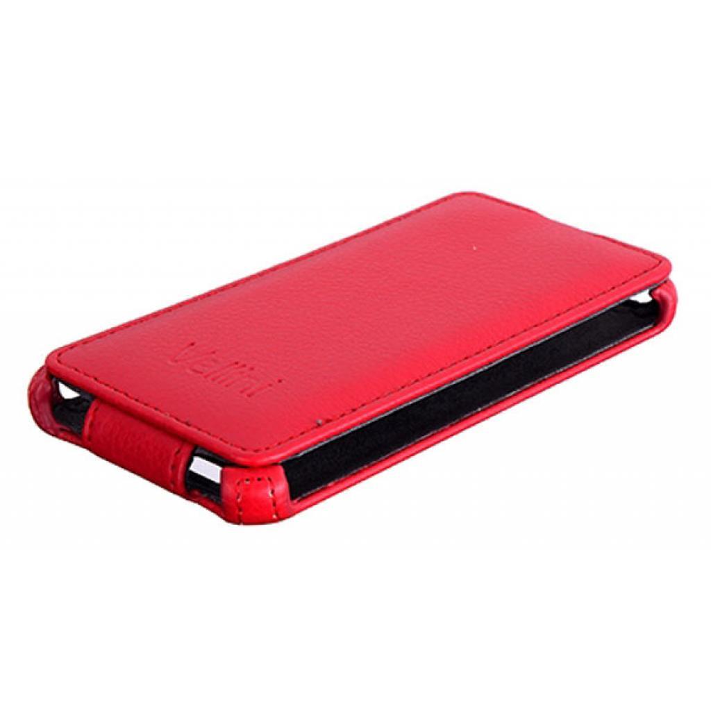 Чехол для моб. телефона Vellini для Fly IQ4416 Red /Lux-flip / (214773) (214773) изображение 4