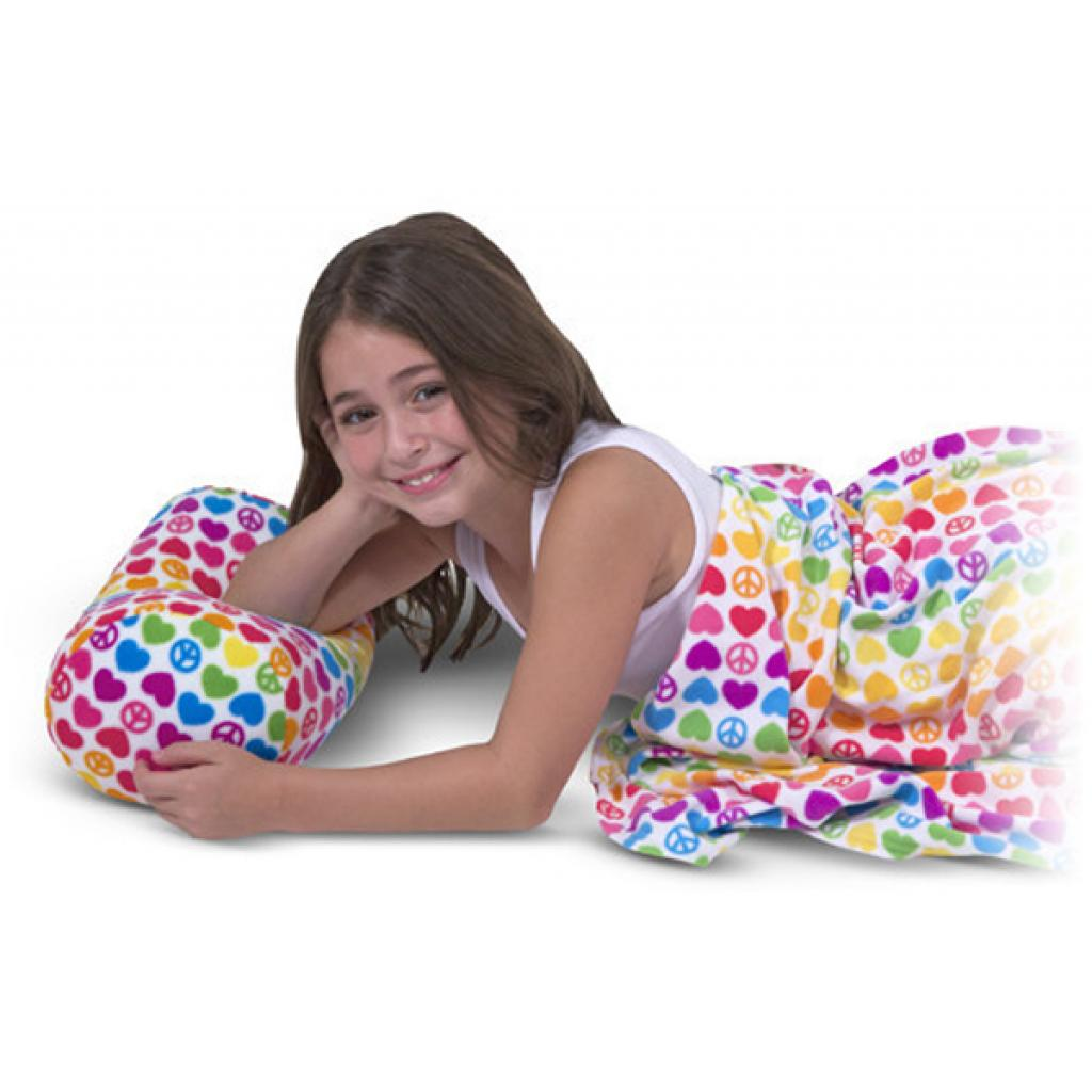 Мягкая игрушка Melissa&Doug Мини-подушка Hope Beeposh (MD7206) изображение 2