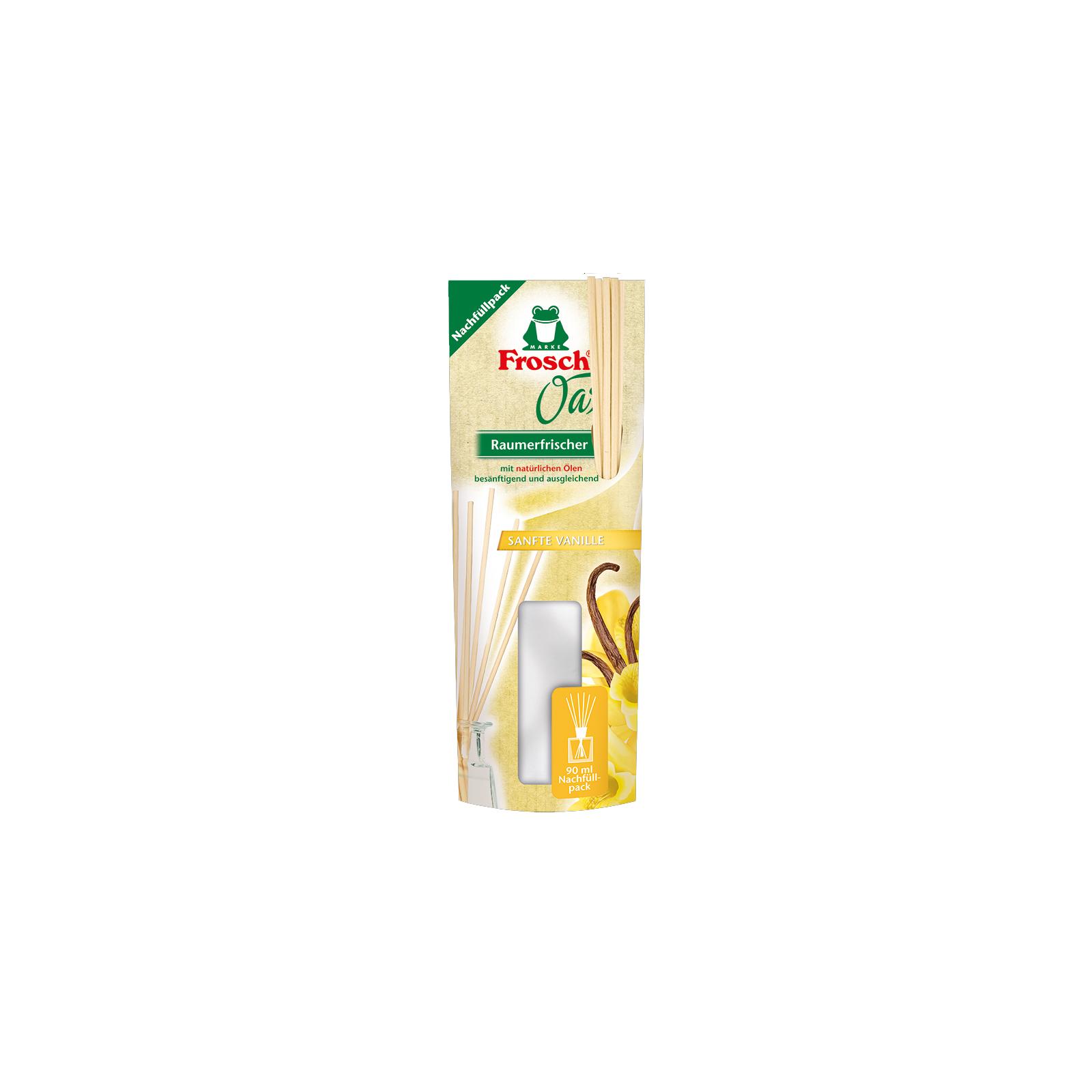 Освежитель воздуха Frosch Оазис Ванильный бриз 90 мл (запаска) (4001499914454)