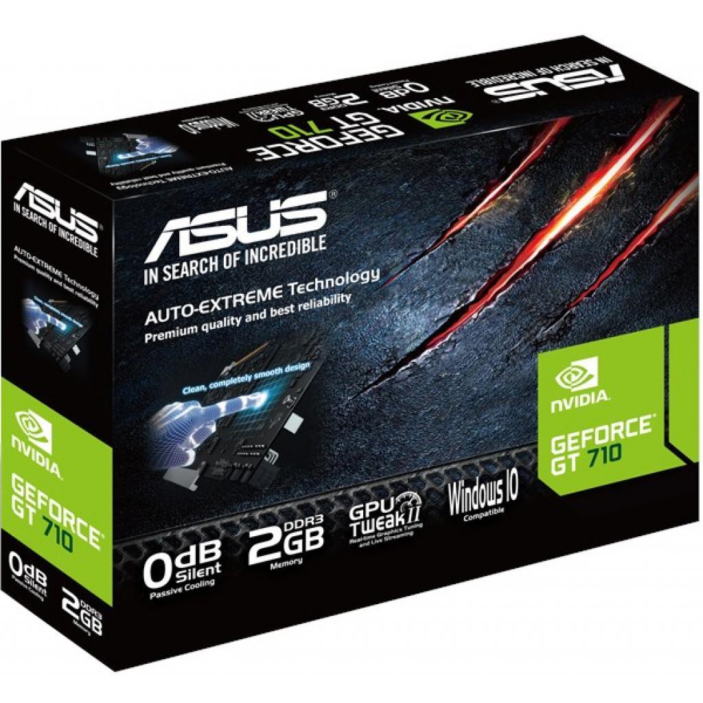 Видеокарта GeForce GT710 2048Mb ASUS (710-2-SL) изображение 5