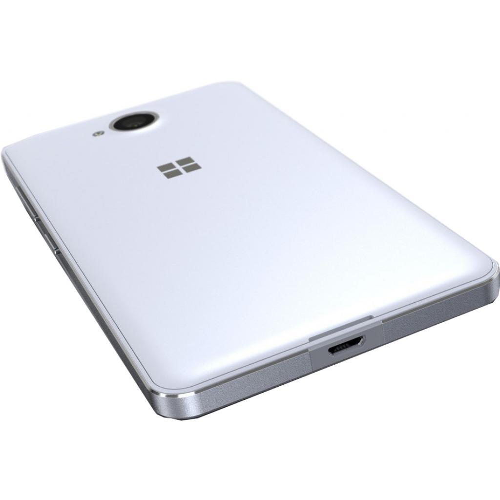 Мобильный телефон Microsoft Lumia 650 SS White (A00027254) изображение 5