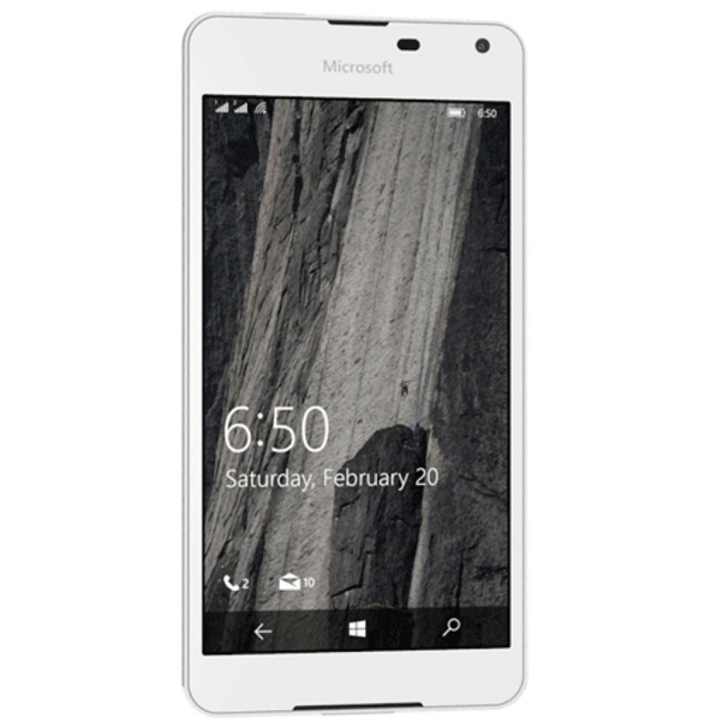 Мобильный телефон Microsoft Lumia 650 SS White (A00027254)