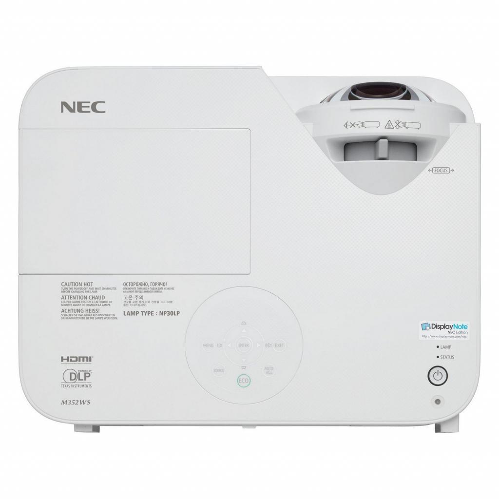 Проектор NEC M333XS (60003974) изображение 5