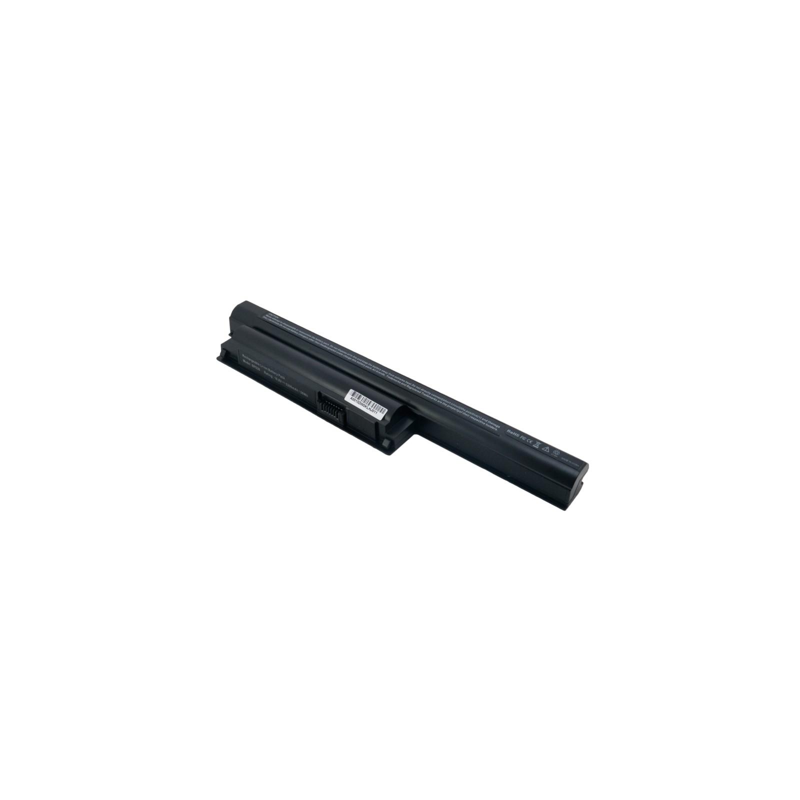Аккумулятор для ноутбука Sony VAIO (VGP-BPS26) 5200 mAh, 56 Wh EXTRADIGITAL (BNS3966) изображение 5