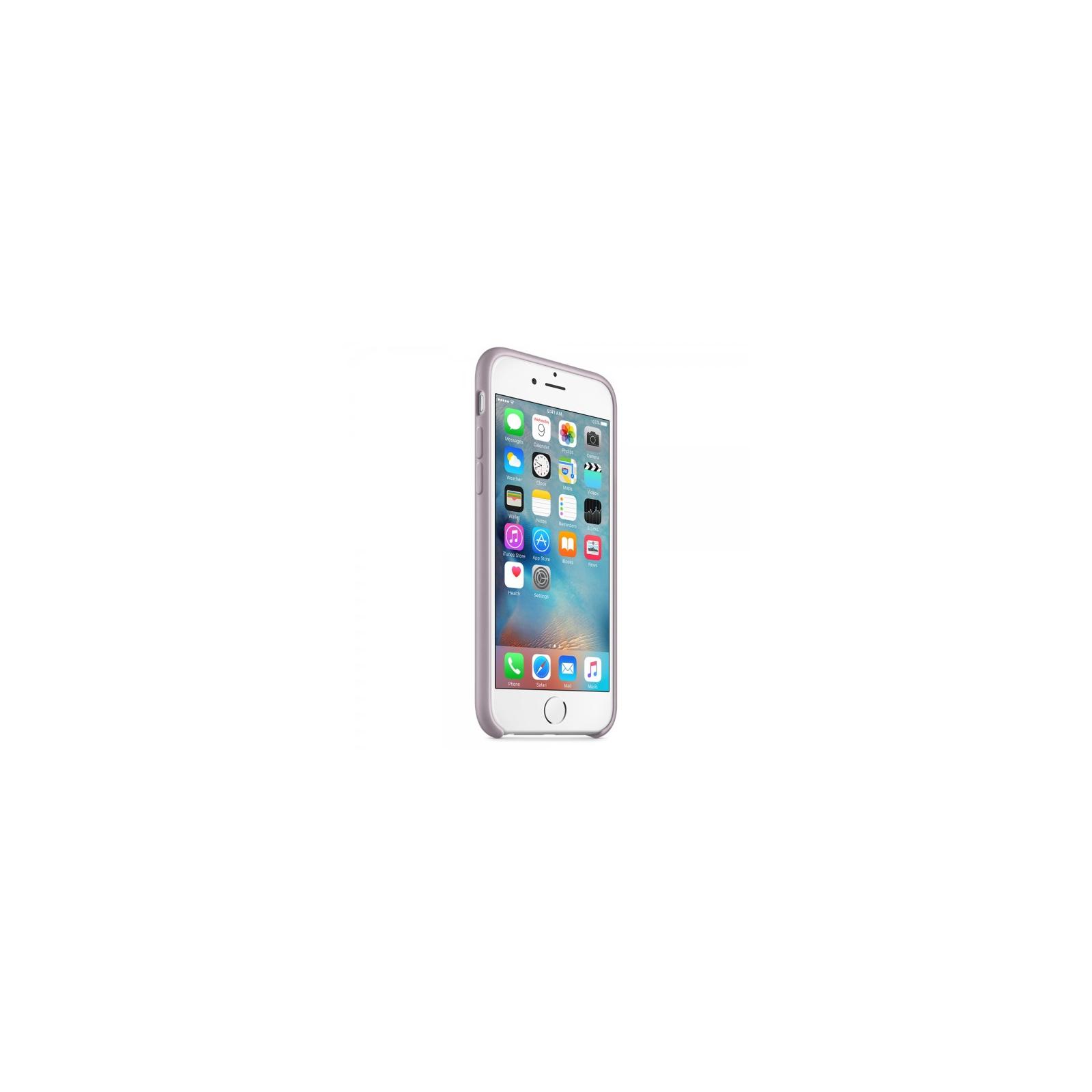 Чехол для моб. телефона Apple для iPhone 6/6s Lavender (MLCV2ZM/A) изображение 3