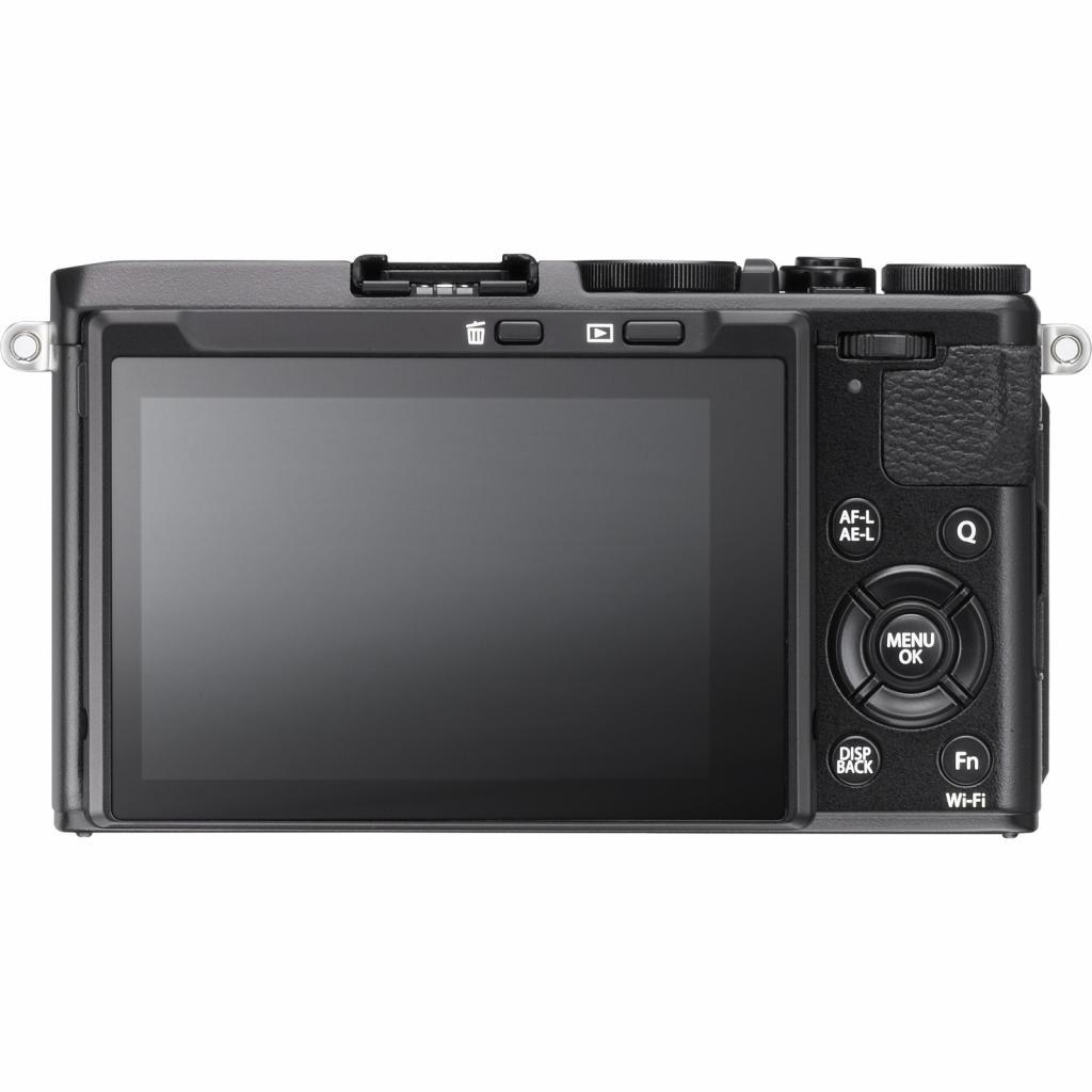 Цифровой фотоаппарат Fujifilm FinePix X70 Black (16499148) изображение 3