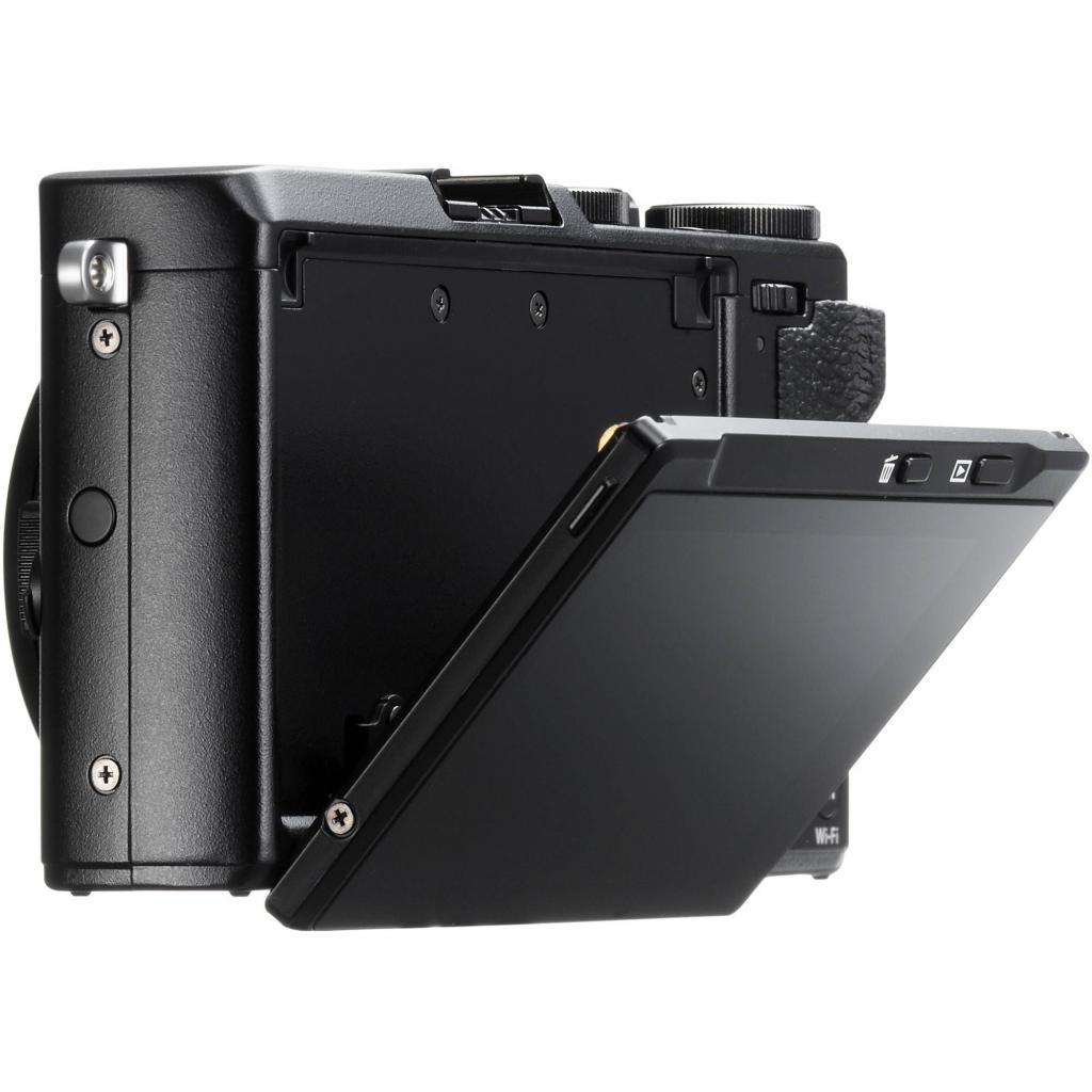 Цифровой фотоаппарат Fujifilm FinePix X70 Black (16499148) изображение 5