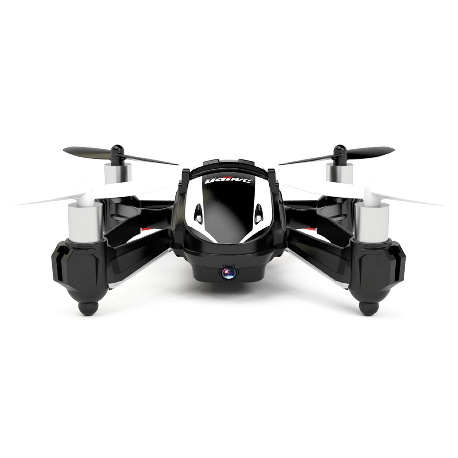 Квадрокоптер UDIRC U841 NANO RX4 3-в-12 125 мм HD камера (U841 Black) изображение 2