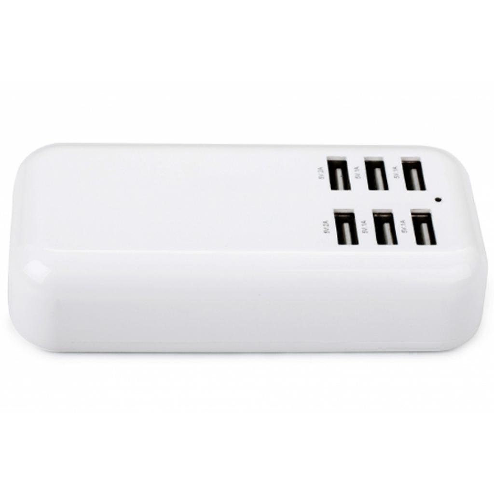 Зарядное устройство Drobak Multi Power 6*USB 6A (905320) изображение 2