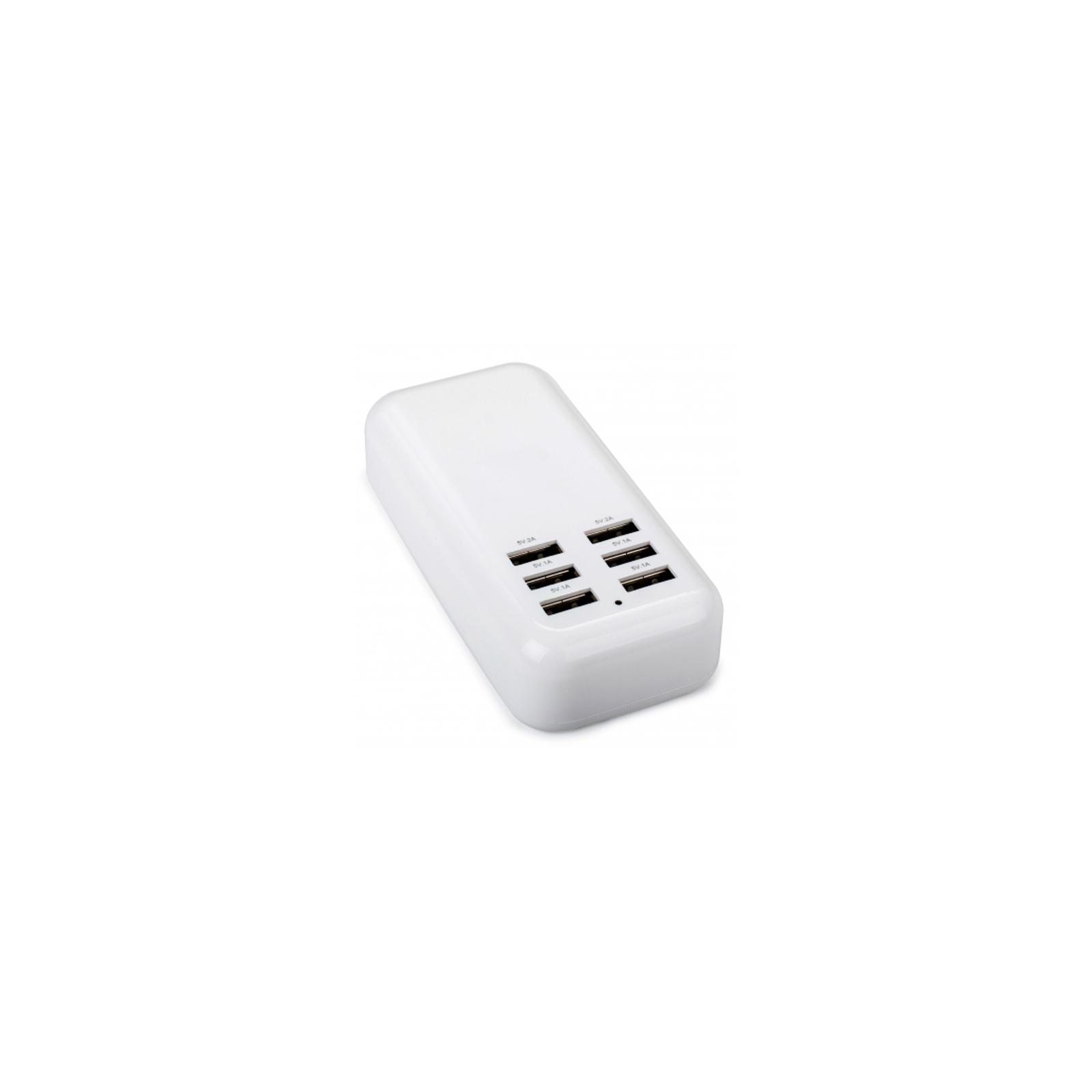 Зарядное устройство Drobak Multi Power 6*USB 6A (905320)
