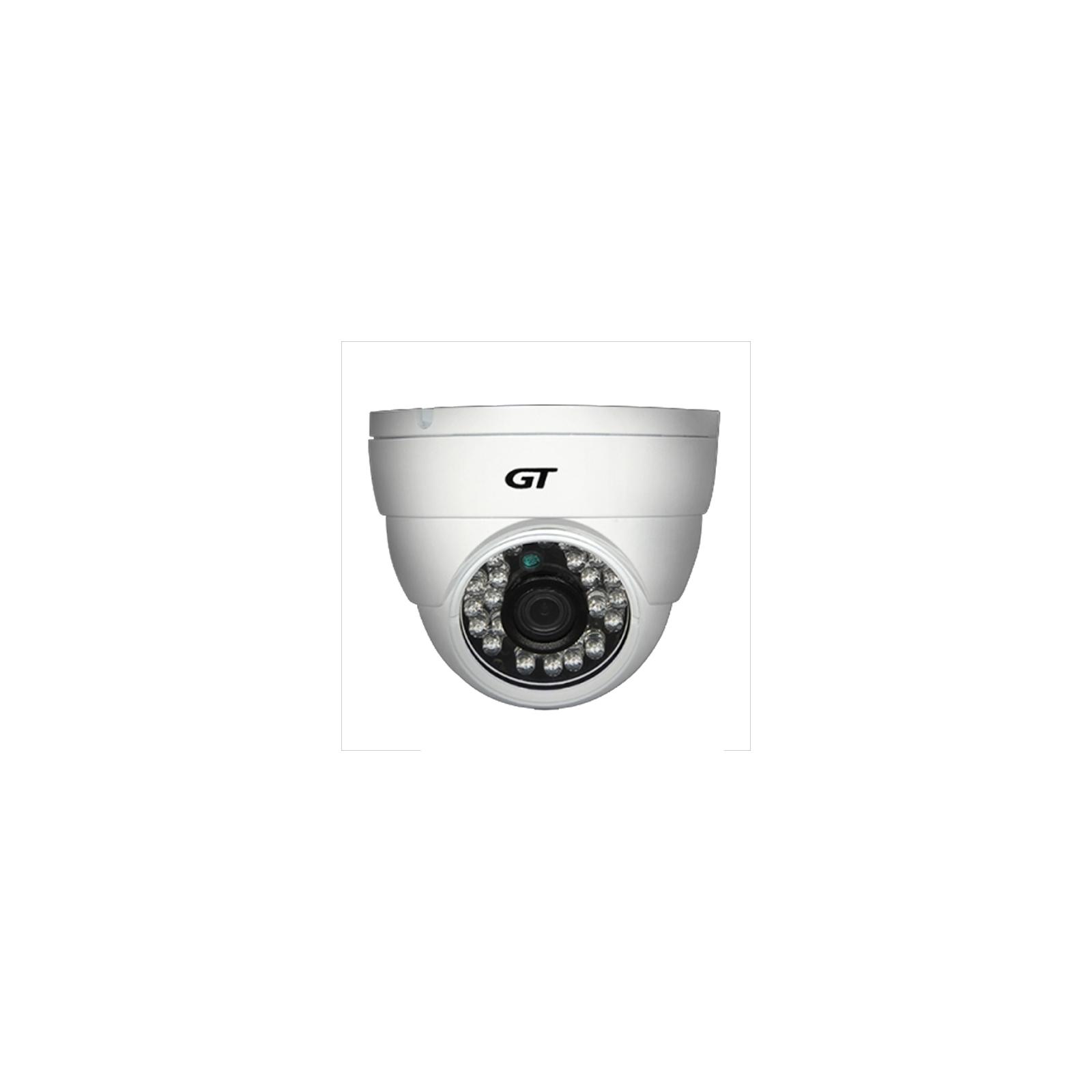 Камера видеонаблюдения GT Electronics AH101-20 изображение 2