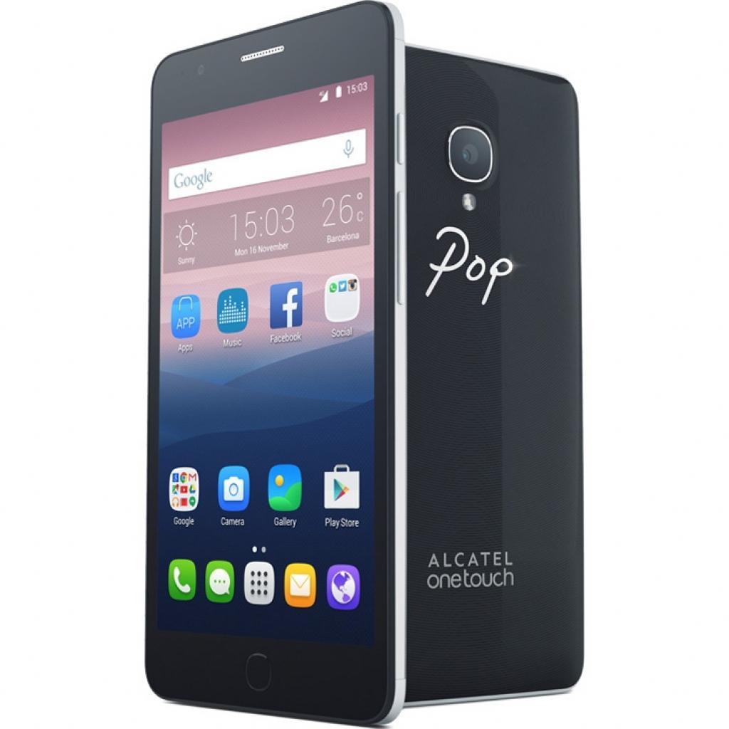 Мобильный телефон ALCATEL ONETOUCH 6044D (Pop Up) Black (4894461341927) изображение 6
