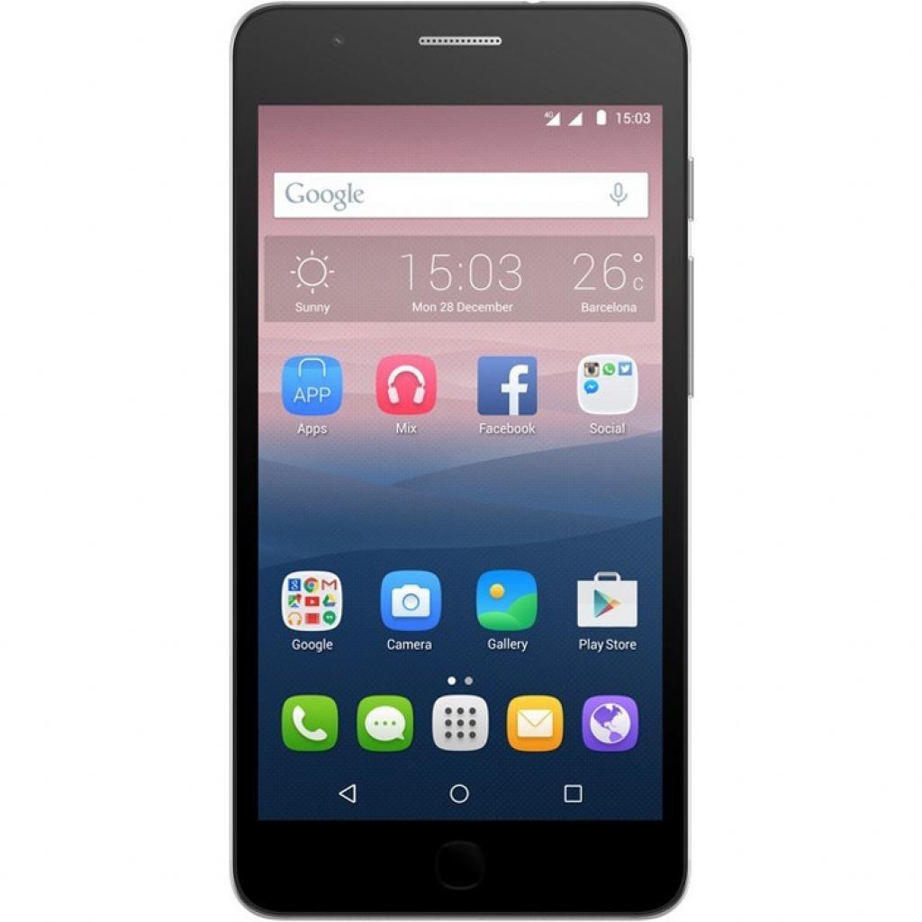 Мобильный телефон ALCATEL ONETOUCH 6044D (Pop Up) Black (4894461341927)