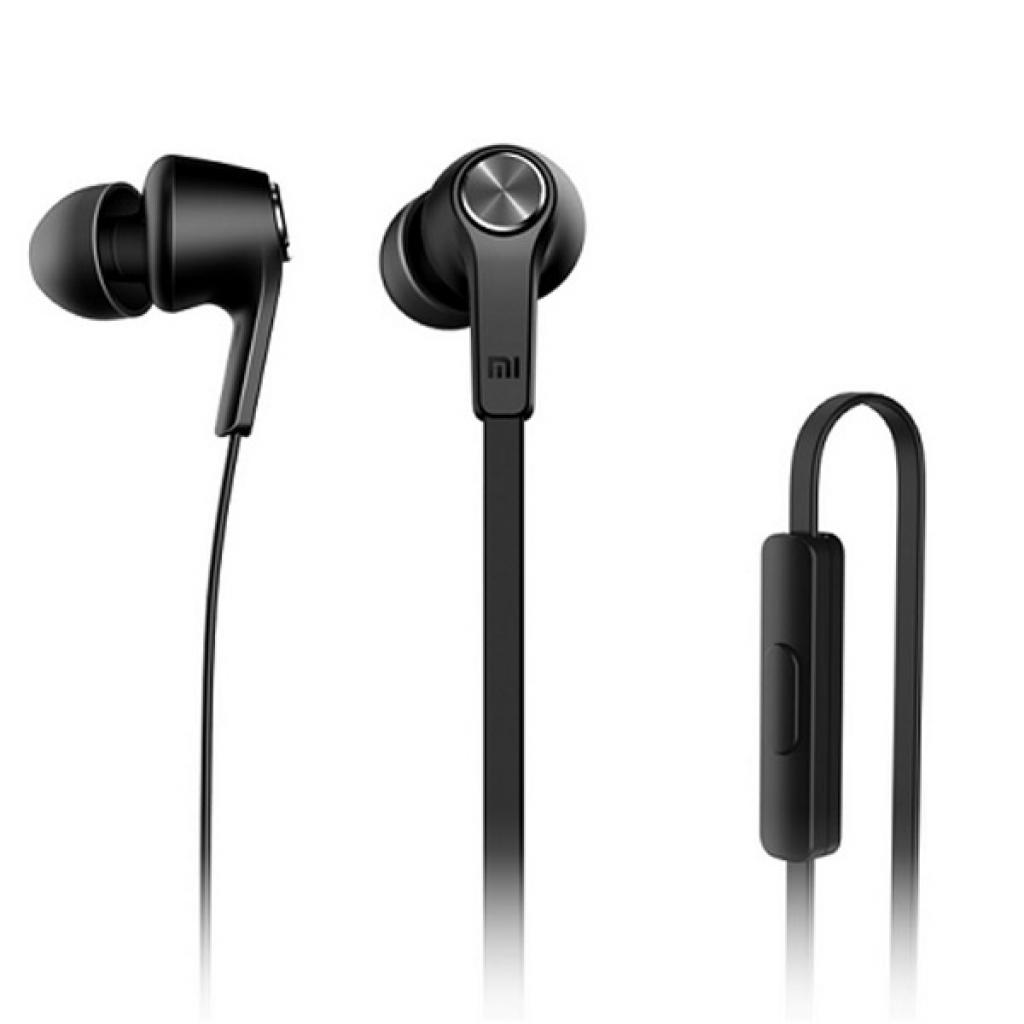 Наушники Xiaomi Mi Piston Black (XOIN-EARPHONES_BLACK)