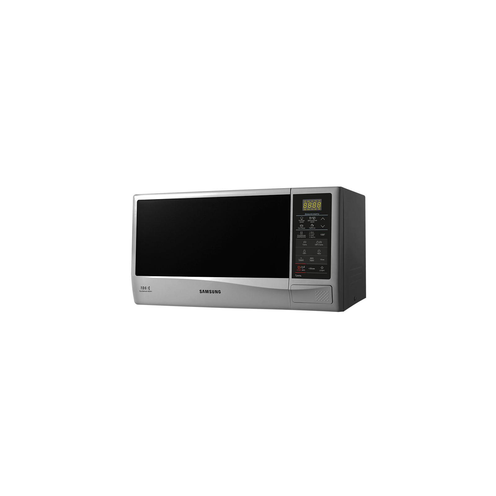 Микроволновая печь Samsung GE 83 KRS-2/BW (GE83KRS-2/BW) изображение 2