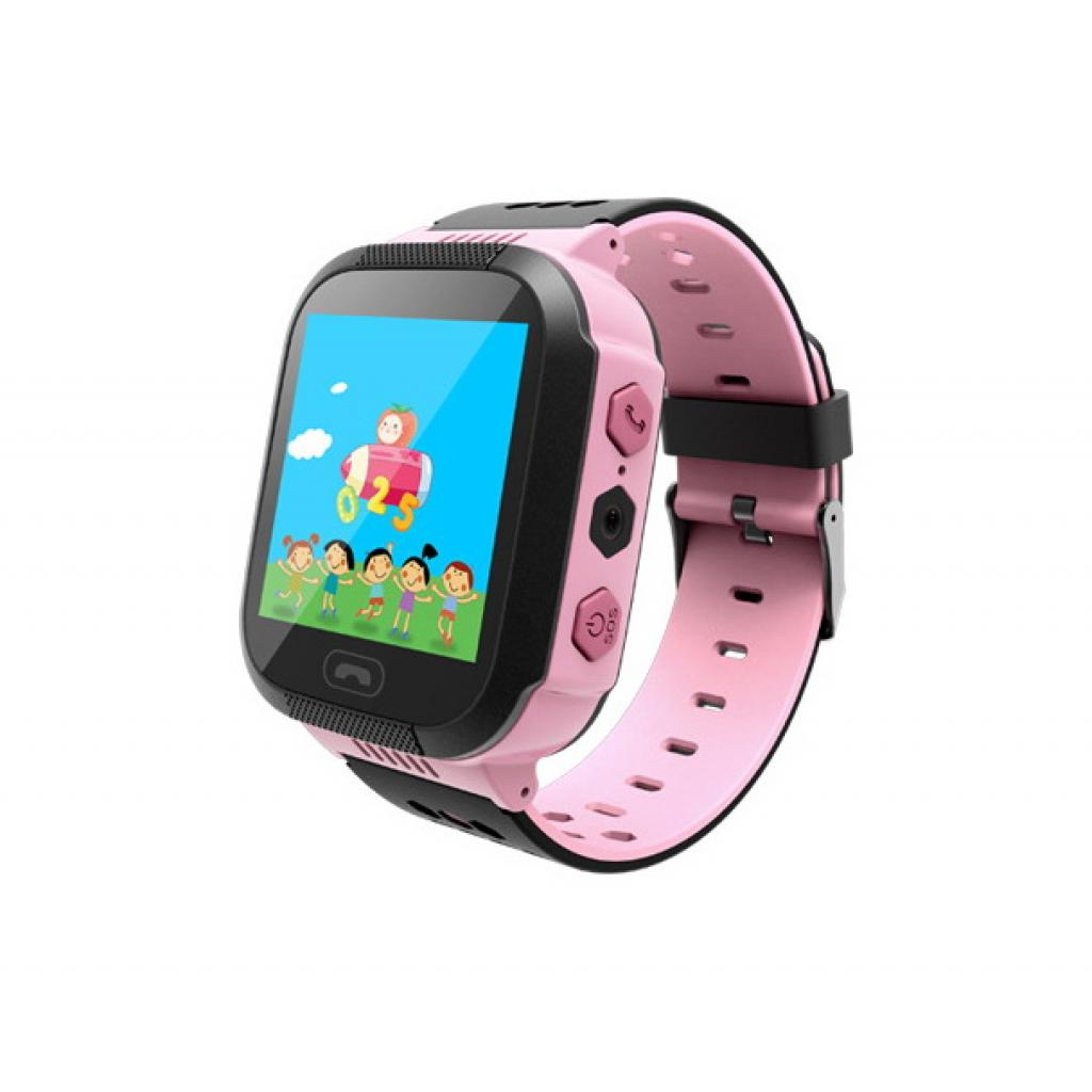 Смарт-часы GoGPS ME К12 Розовые (K12PK) цены в Киеве и Украине ... 266299d8741f0