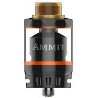 Атомайзер Geekvape Ammit Dual Coil RTA Black (GKVAMDCB)