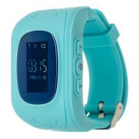 Смарт-часы Ergo с GPS трекером Ergo Kid`s K010 Blue (GPSK010B)