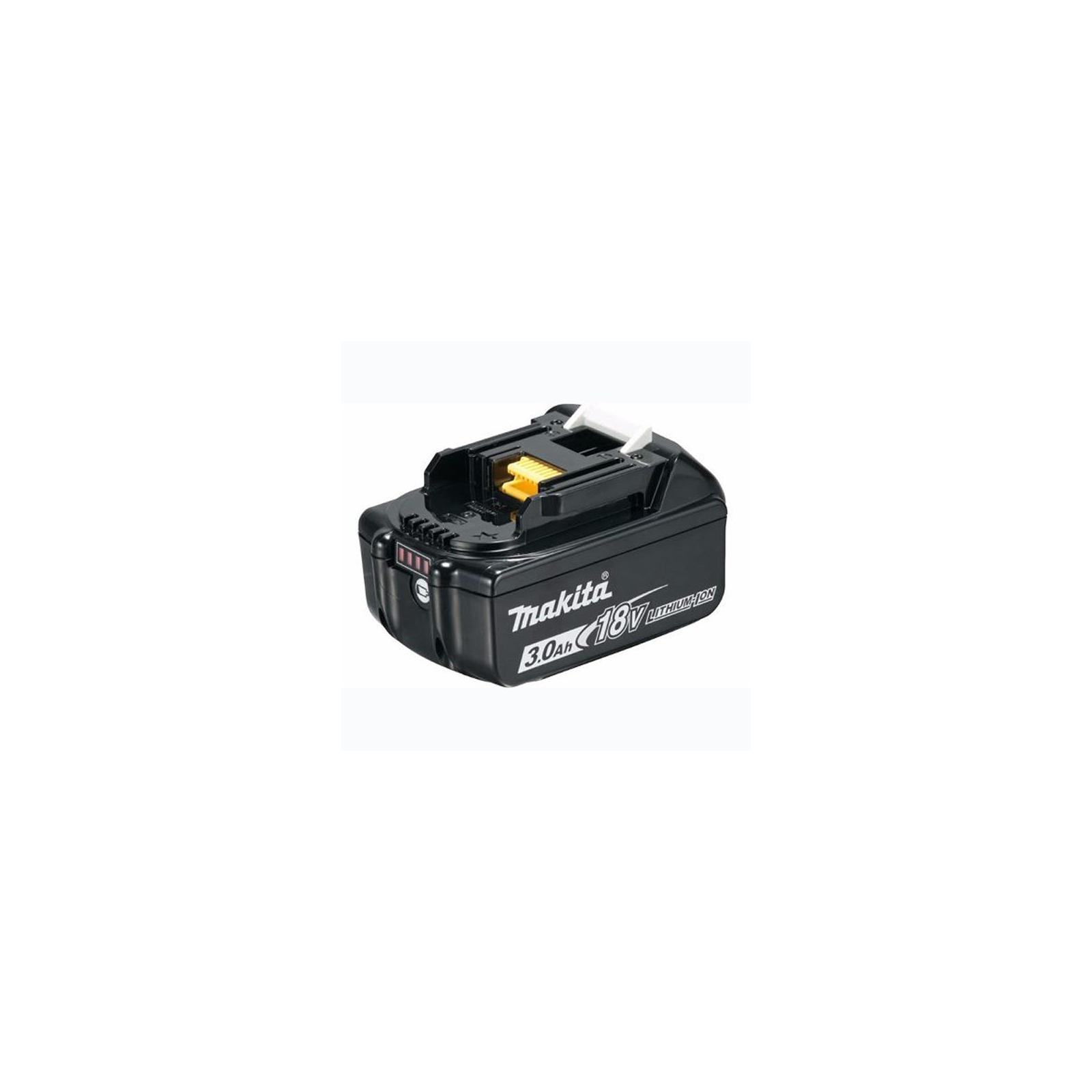 Шлифовальная машина Makita LXT (BL1830Bx4, DC18RD, Makpac4) + DGA504Z (198830-2) изображение 4