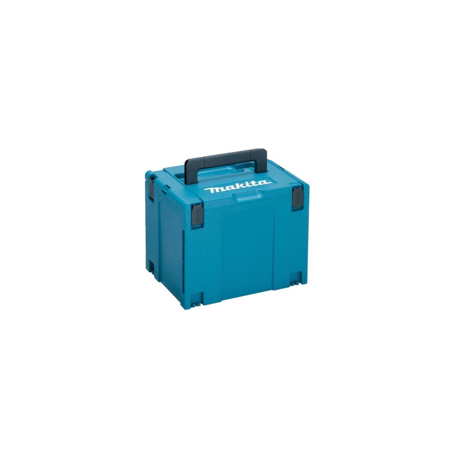 Шлифовальная машина Makita LXT (BL1830Bx4, DC18RD, Makpac4) + DGA504Z (198830-2) изображение 5