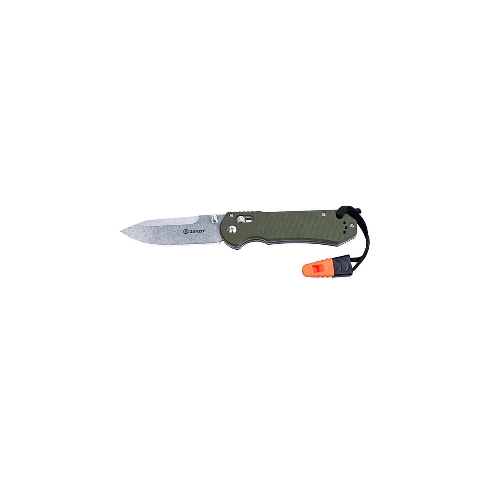 Нож Ganzo G7452-GR-WS