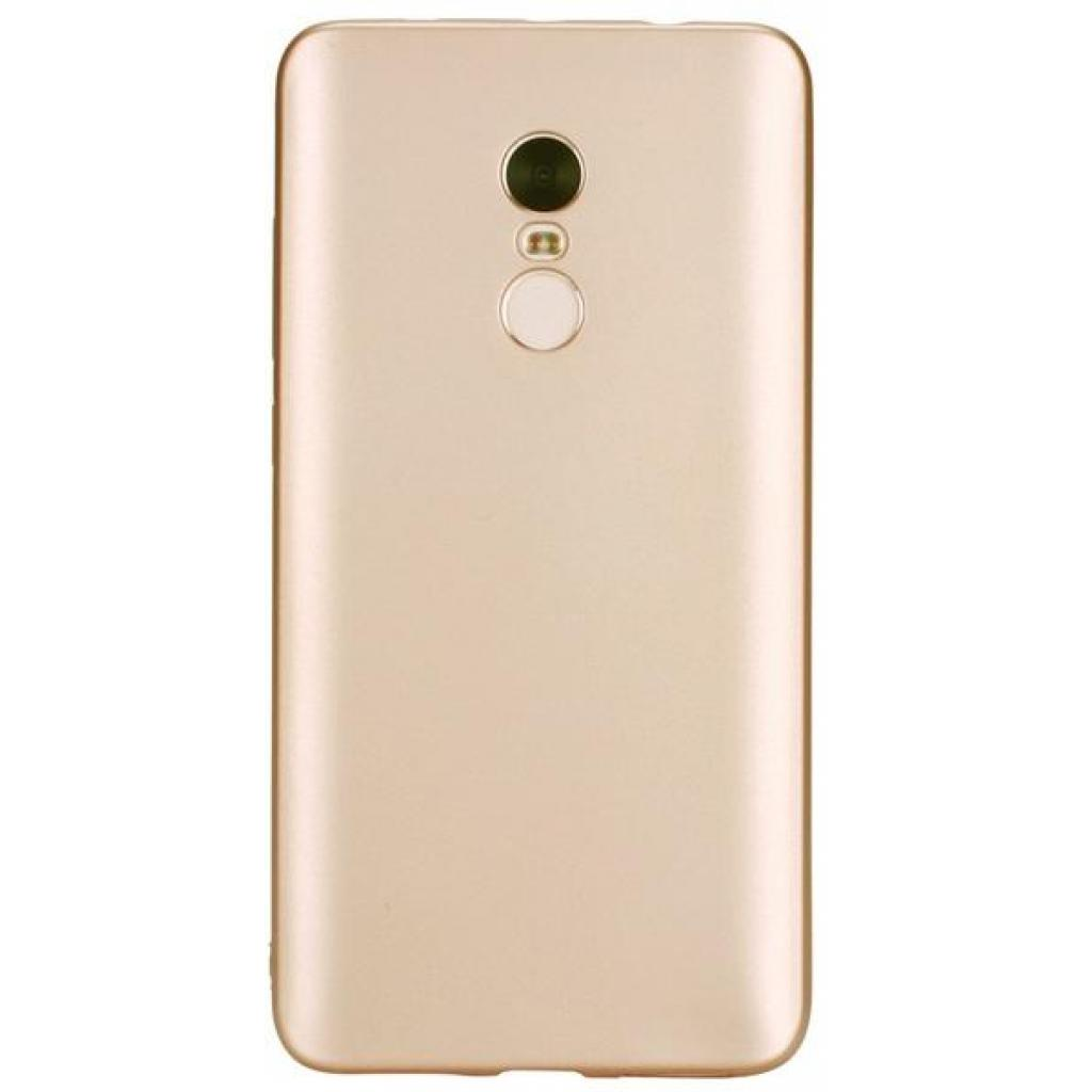 Чехол для моб. телефона T-Phox для XIAOMI REDMI NOTE 4 - SHINY (GOLD) (6361816)