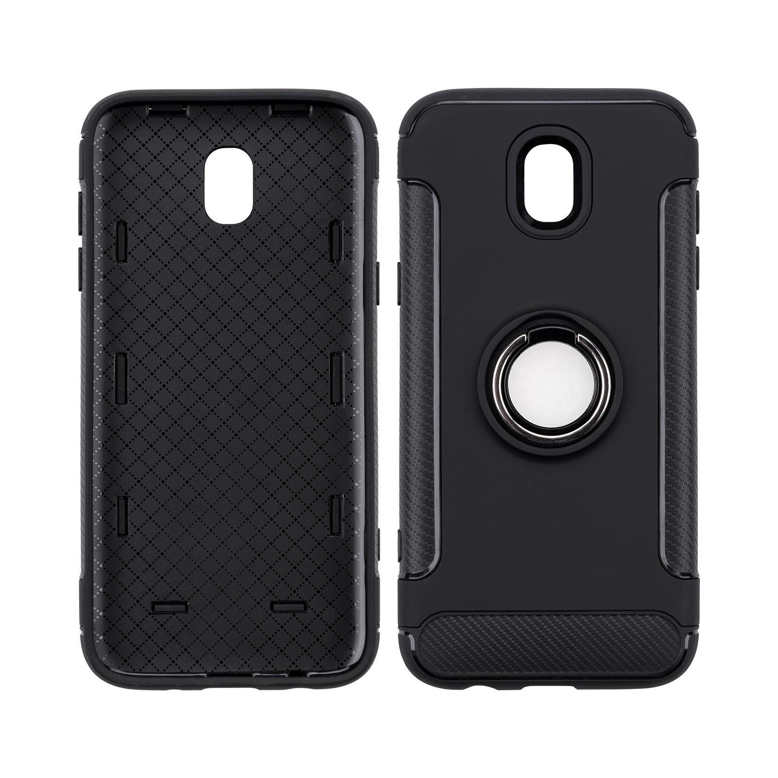 Чехол для моб. телефона Laudtec для Samsung J5 2017/J530 Ring stand (black) (LR-J530-BC) изображение 5