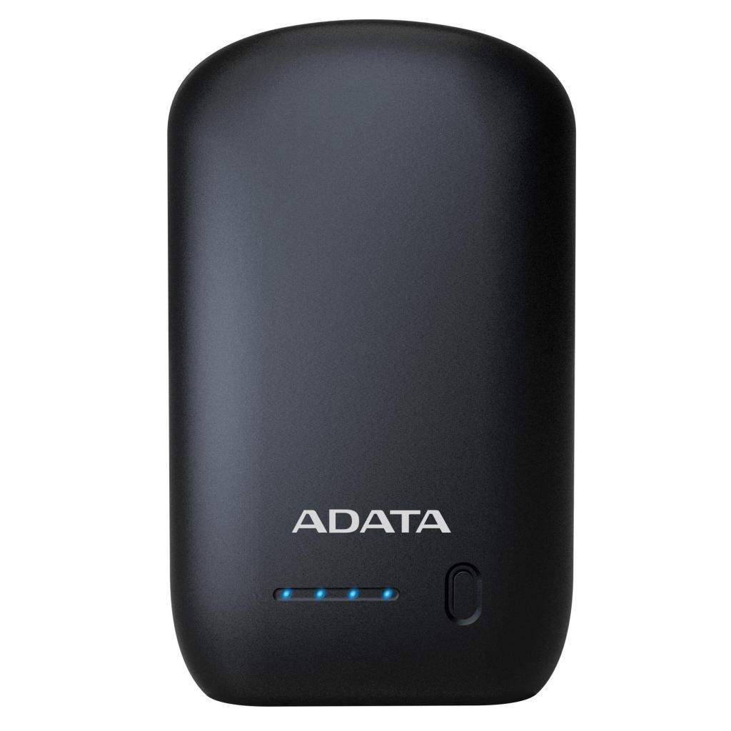 Батарея универсальная ADATA P10050 10050mAh Black (AP10050-DUSB-5V-CBK) изображение 2