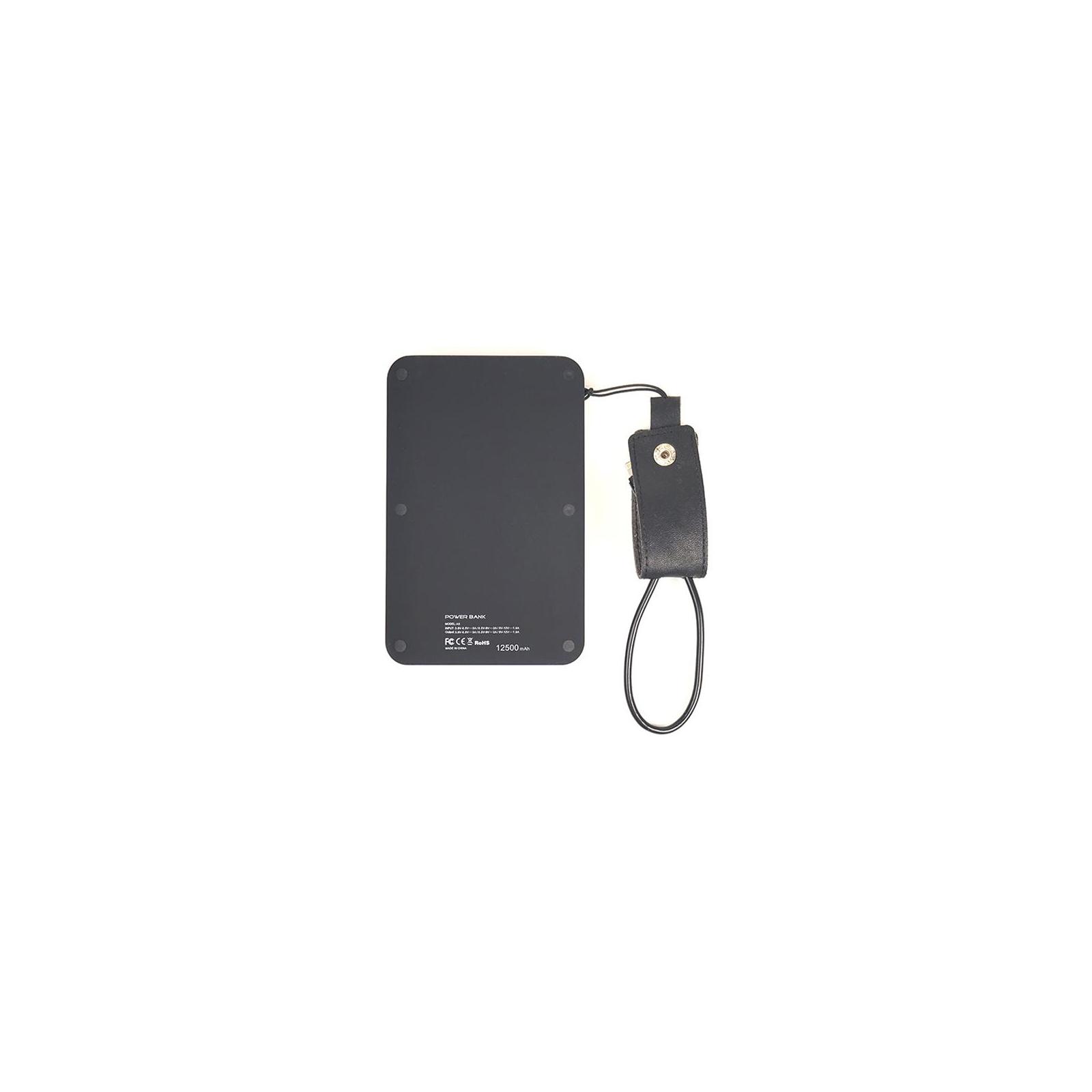 Батарея универсальная PowerPlant A5 Quick charge 3.0 12500mAh (PB930104) изображение 4