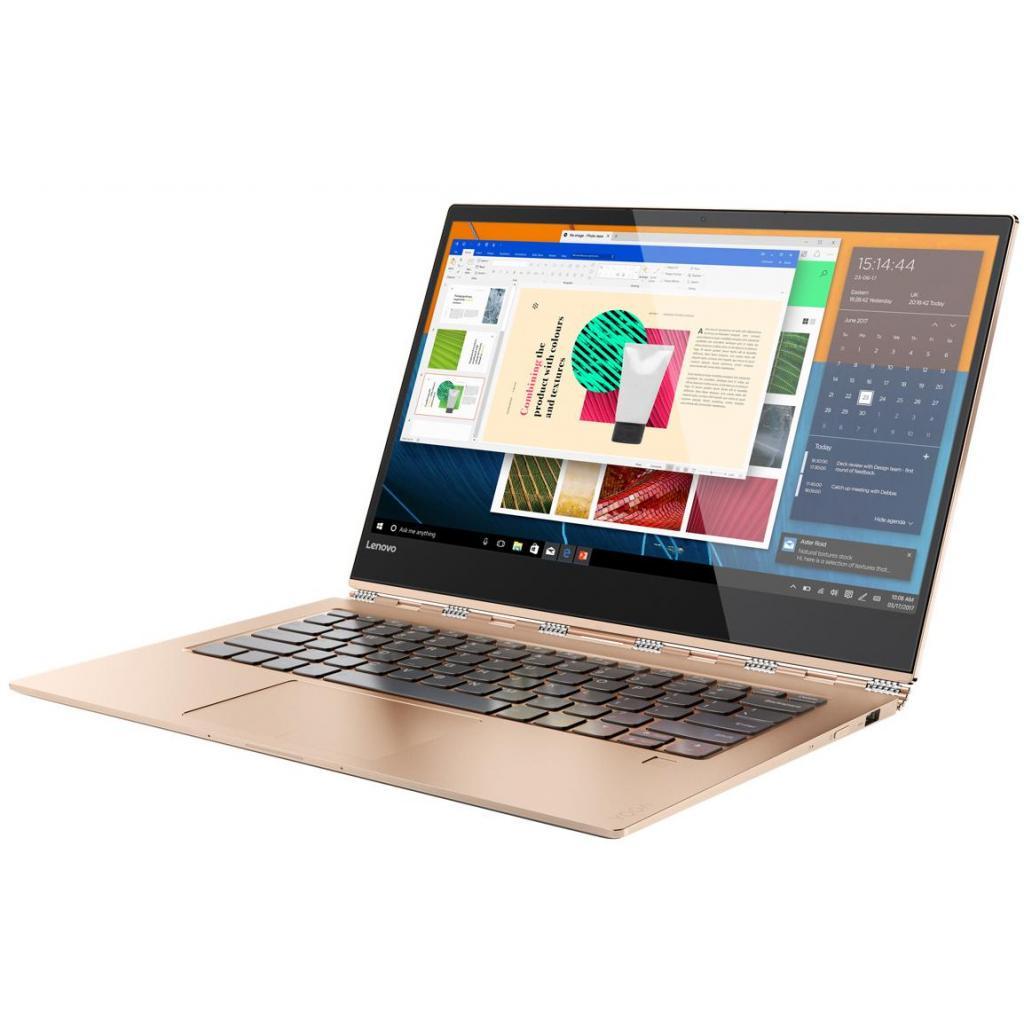 Ноутбук Lenovo Yoga 920-13 (80Y700FQRA) изображение 2