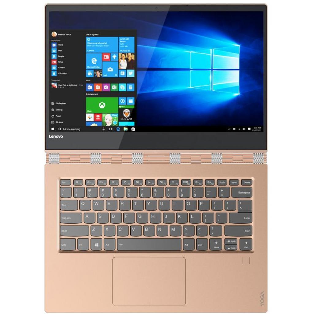 Ноутбук Lenovo Yoga 920-13 (80Y700FQRA) изображение 3