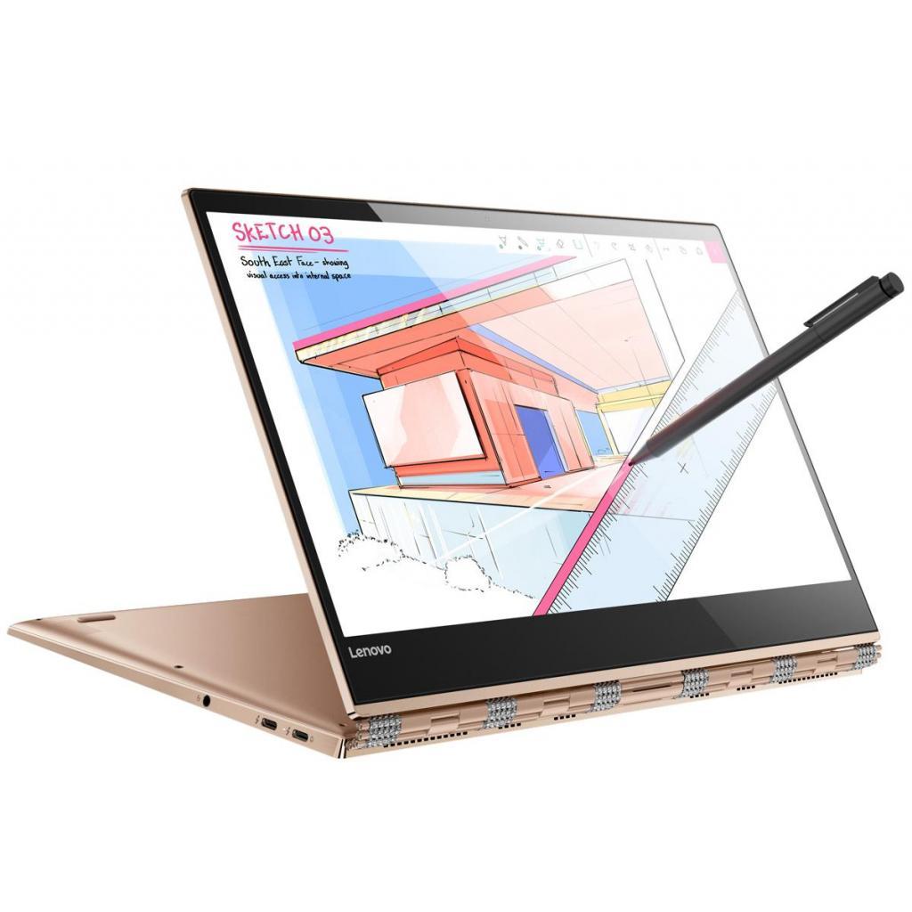 Ноутбук Lenovo Yoga 920-13 (80Y700FQRA) изображение 6