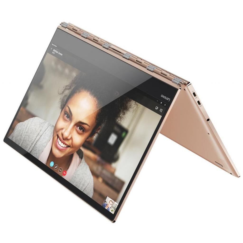 Ноутбук Lenovo Yoga 920-13 (80Y700FQRA) изображение 7