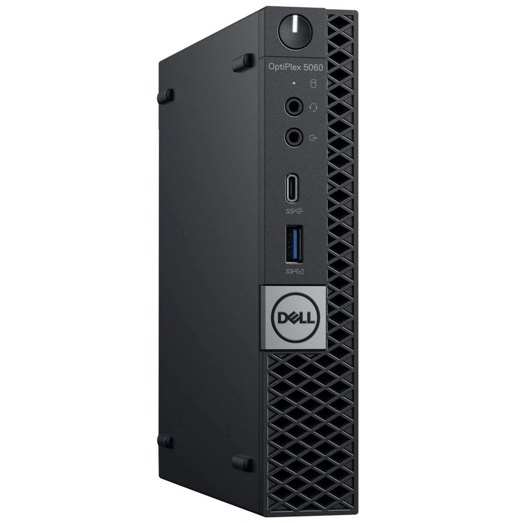 Компьютер Dell OptiPlex 5060 MFF (N011O5060MFF_UBU) изображение 3