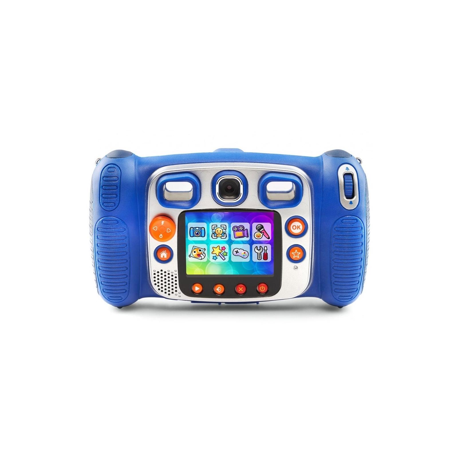 Интерактивная игрушка VTech Детская цифровая фотокамера Kidizoom Duo Blue (80-170803) изображение 2