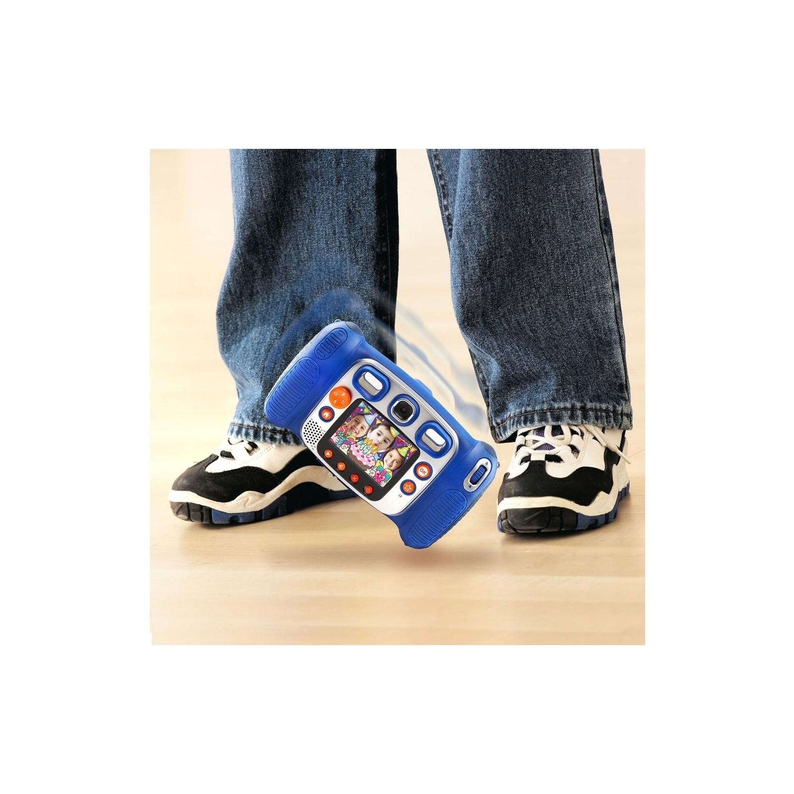 Интерактивная игрушка VTech Детская цифровая фотокамера Kidizoom Duo Blue (80-170803) изображение 5