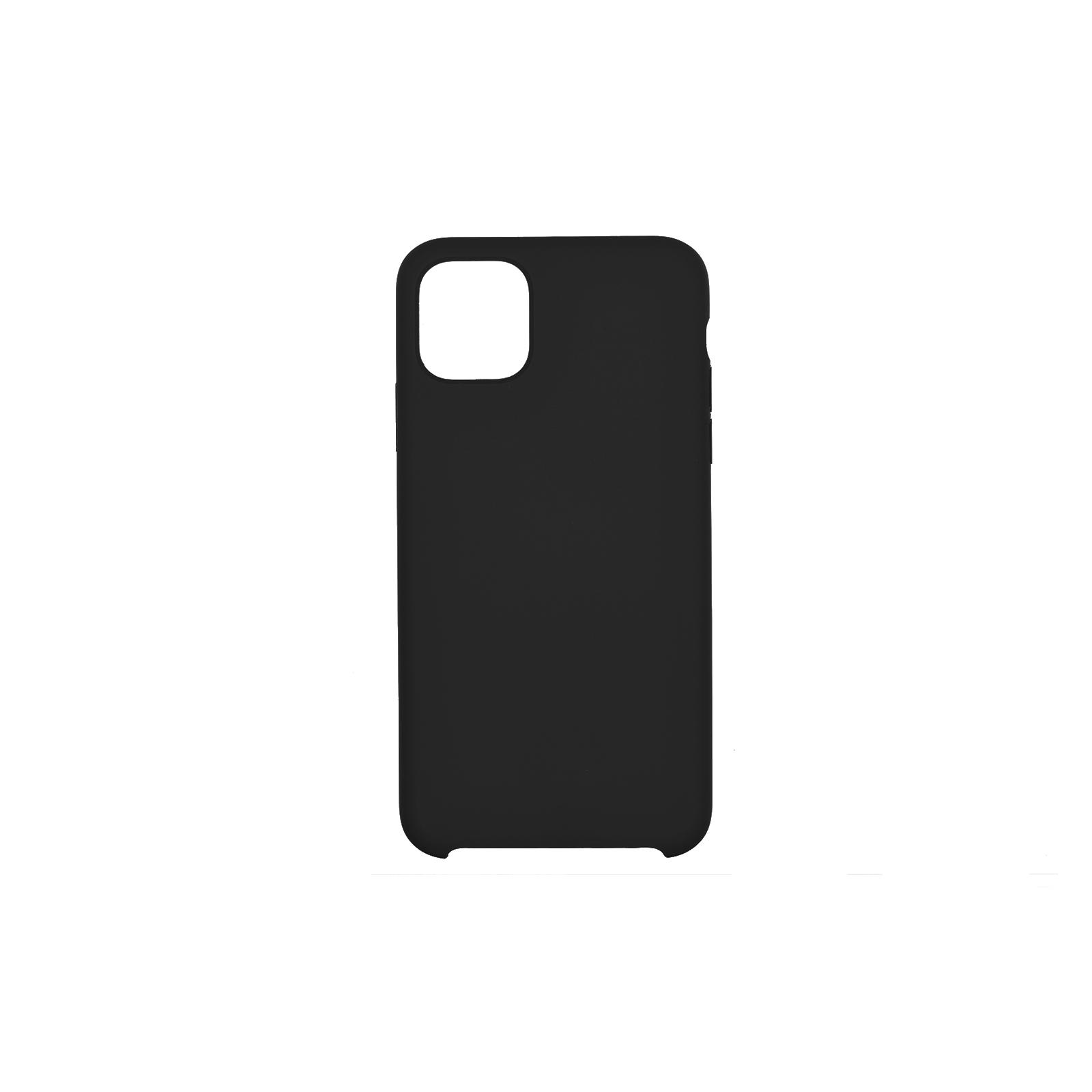 "Чехол для моб. телефона 2E Apple iPhone 11 Pro Max (6.5""), Liquid Silicone, Black (2E-IPH-11PRM-OCLS-BK)"