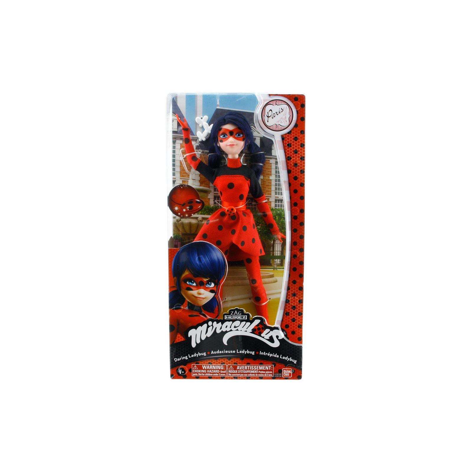 Кукла Miraculous серии Делюкс Супер Прекрасная Леди Баг 26 см с аксессуаром (39754) изображение 6