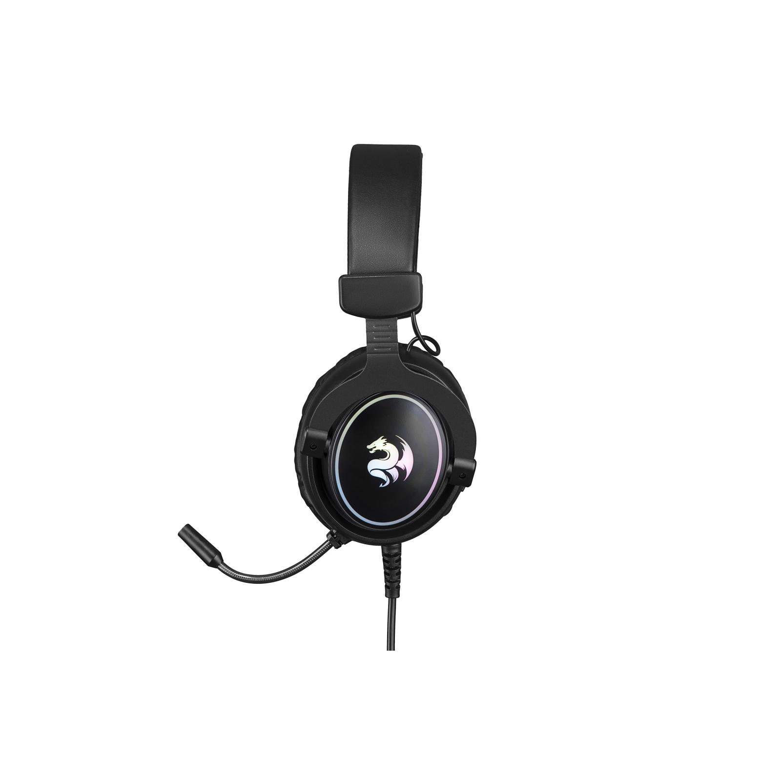 Навушники 2E Gaming HG320 LED Black (2E-HG320B) зображення 2