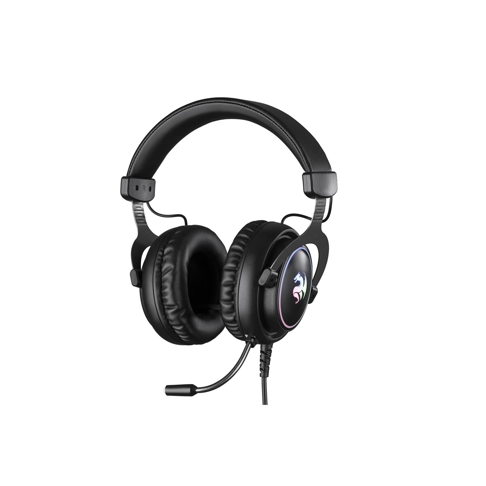 Навушники 2E Gaming HG320 LED Black (2E-HG320B)