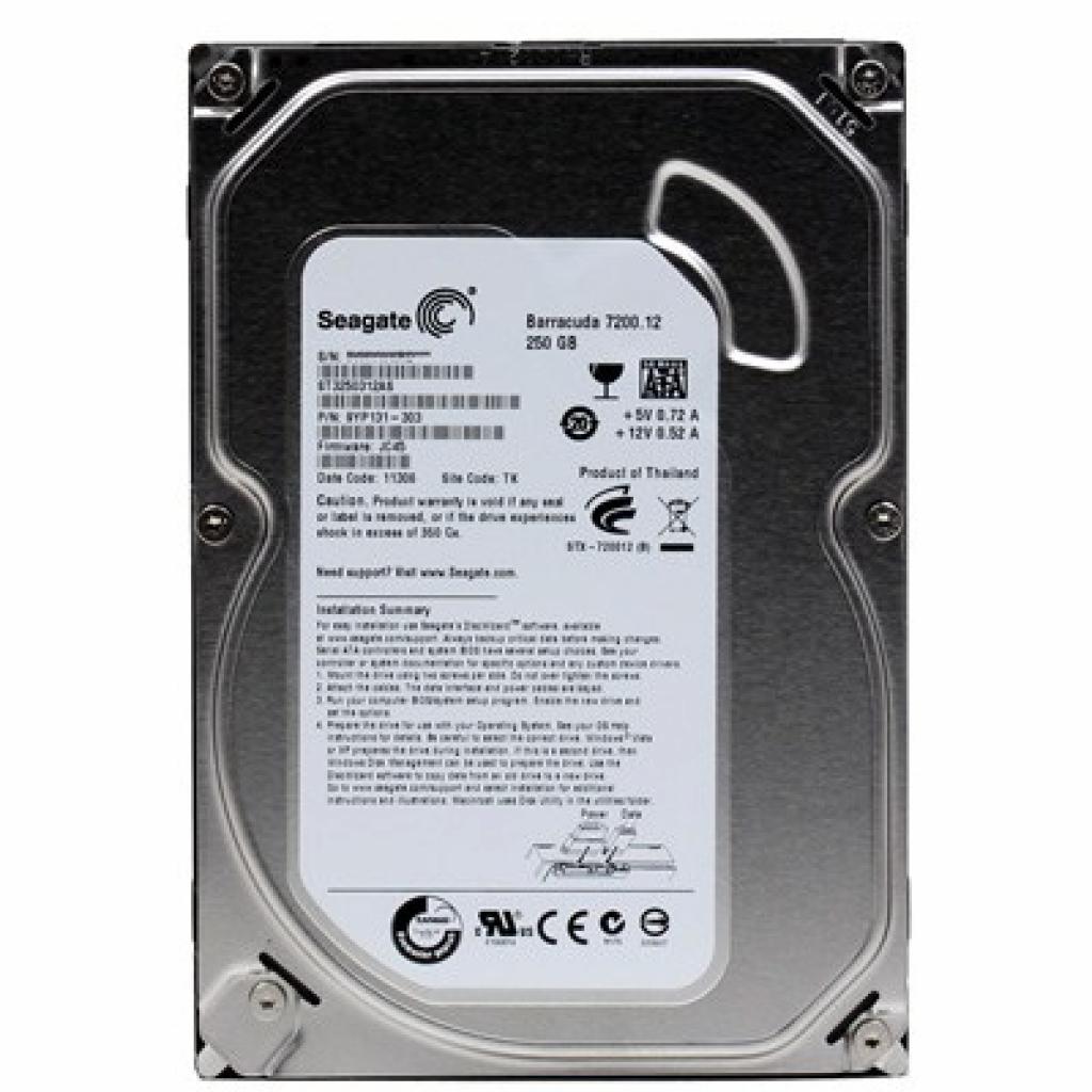 "Жесткий диск 3.5"" 250Gb Seagate (ST3250312AS)"