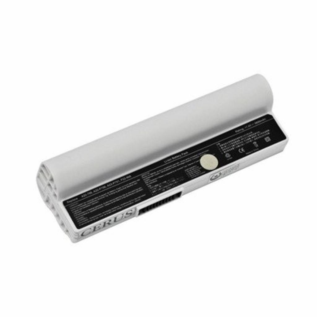 Аккумулятор для ноутбука ASUS Eee PC 700 Series Cerus (11038)