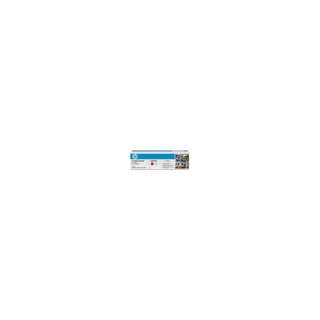 Картридж CLJ CP1215/ CP1515 series, magenta HP (CB543A)