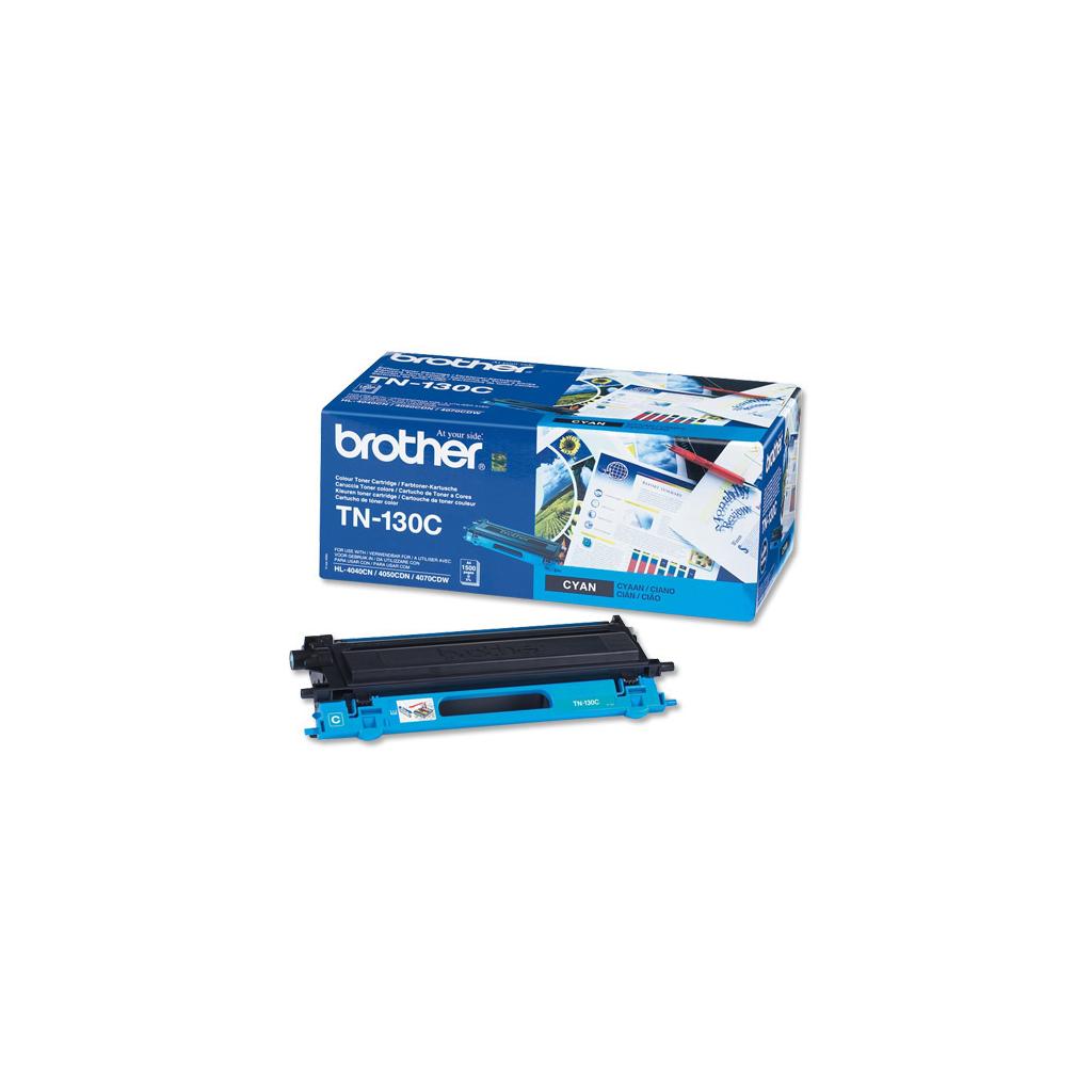 Картридж Brother для HL-40xxC,MFC9440,DCP9040 cyan (TN130C)