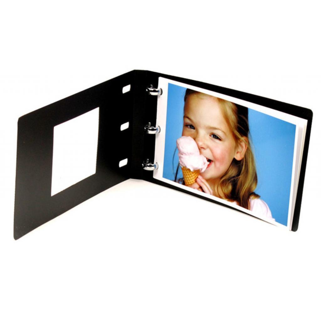 Фотокомплект MINI COLOR DIY Photo Album 4:6 Black изображение 2