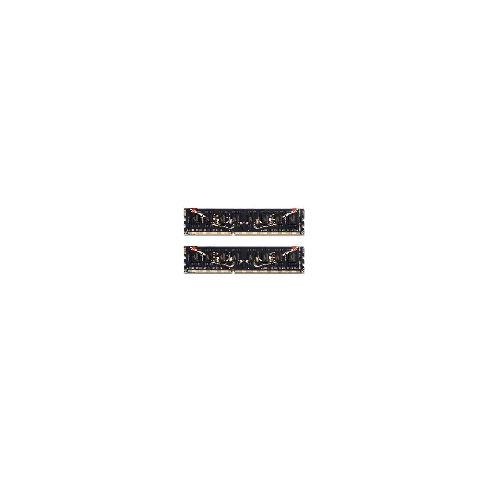 Модуль памяти для компьютера DDR3 8GB (2x4GB) 1600 MHz GEIL (GD38GB1600C11DC)