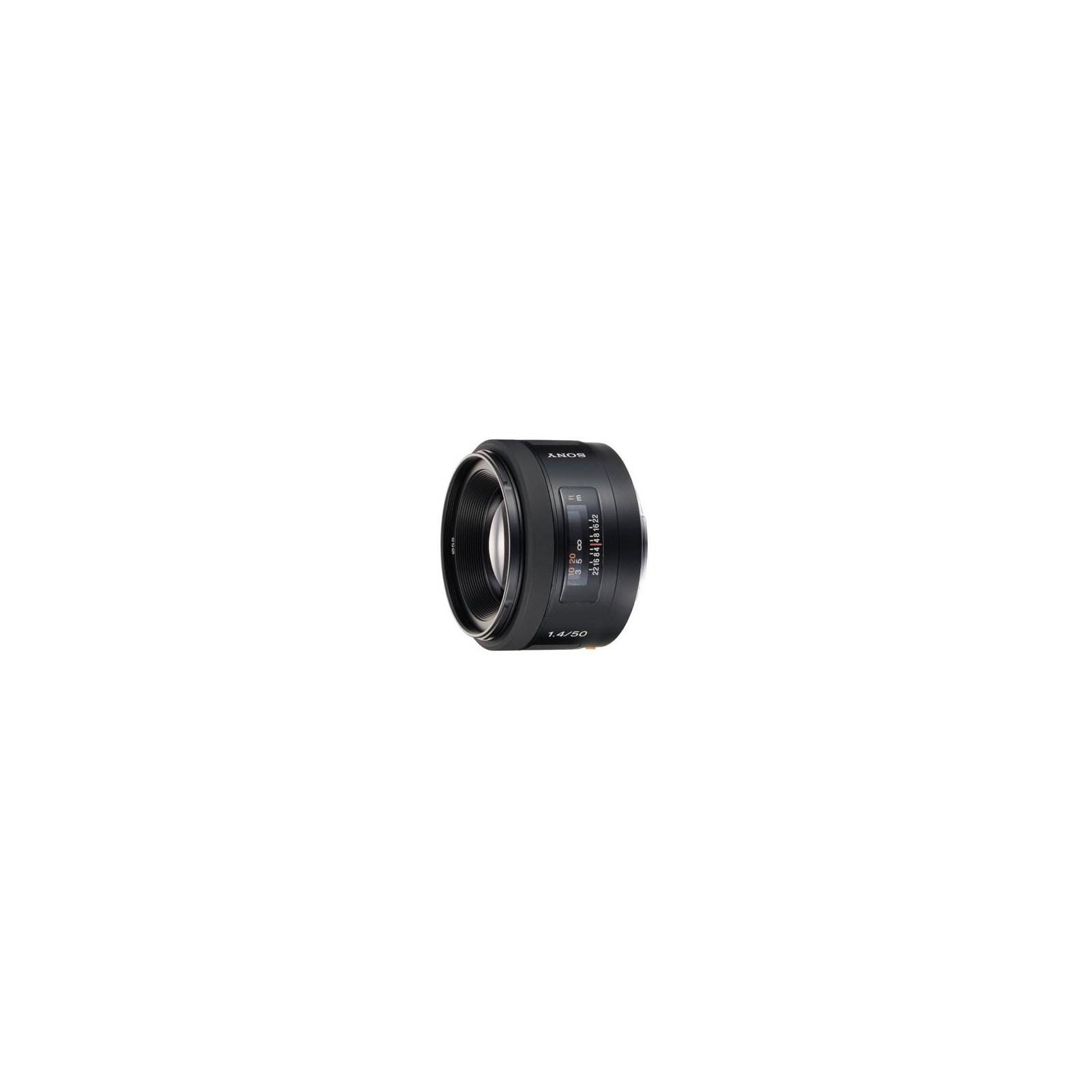 Объектив SONY 50mm f/1.4 (SAL50F14.AE)