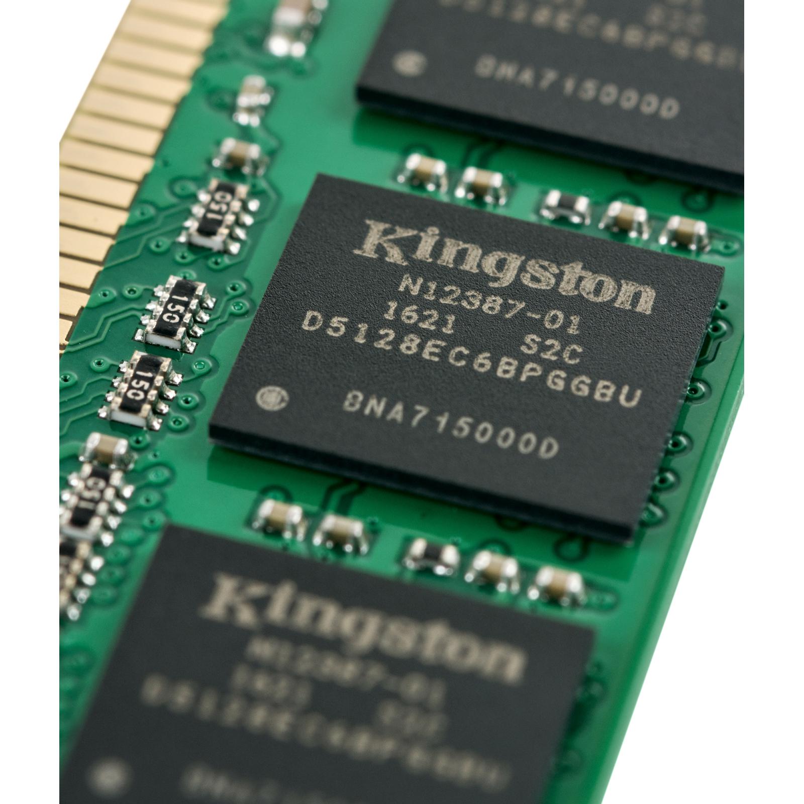 Модуль памяти для компьютера DDR3 4GB 1600 MHz Kingston (KVR16N11S8/4) изображение 4