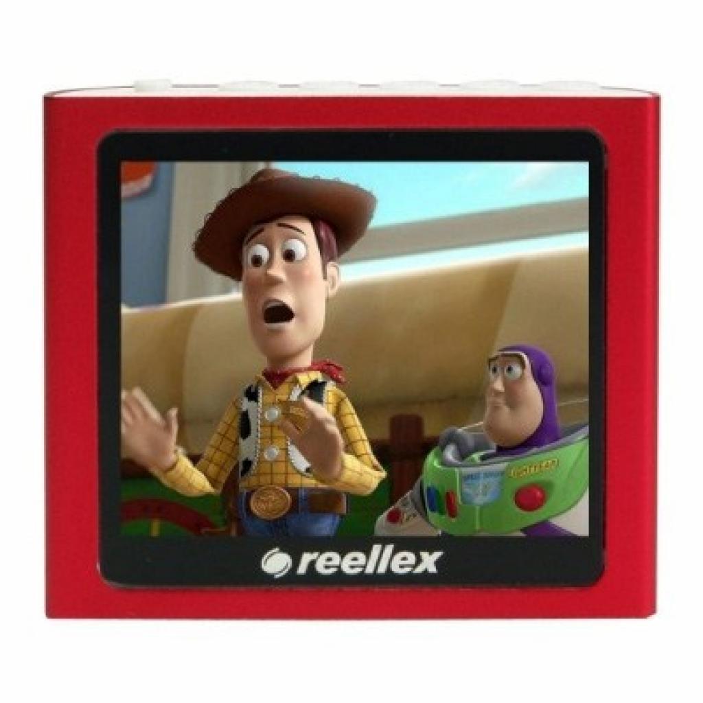 mp3 плеер Reellex UP-45 4GB Red (UP-45 Red)