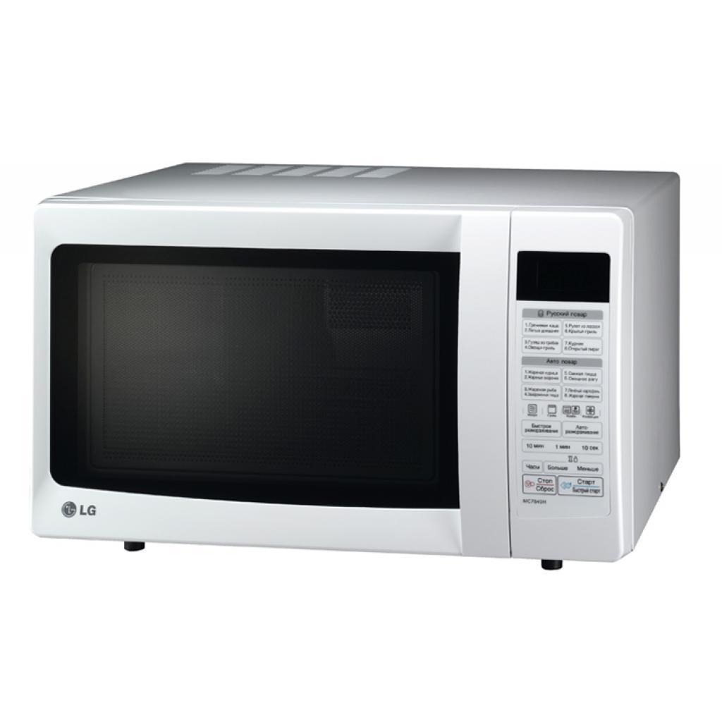Микроволновая печь LG MC-7849H (MC7849H) изображение 2